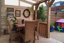 veranda/overkapping