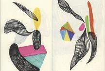 géometric/abstract
