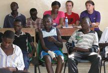 Volunteer Kenya Mombasa (Street Kids)