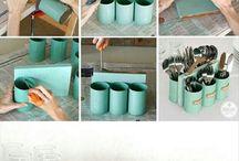 Ideas cosas reciclable!