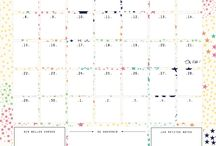 calendrier a imprimer