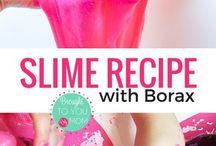 slime recipe with borax