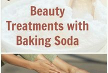 Skjønnhets Tips & Andre nyttige tips for bruk av BAKING SODA!!!