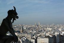 Gargouilles, chimères et autres détails gothiques à Paris / Concours meilleure photo