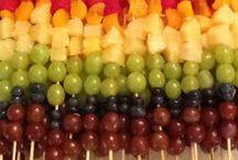 Fruit/tussendoortjes