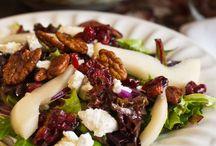 Recipes - Starters & Salad
