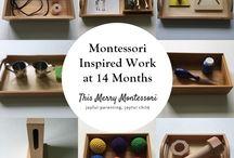 Montesorri activities