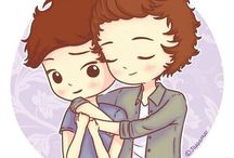 Larry Stylinson / I'm a larry shipper. I will go down with this ship.