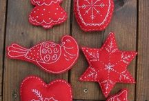 Christmas craft ideas / by Emily Bray