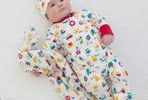 Coffrets vêtements bio et cadeaux de naissance bio pour bébé
