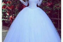 Hermoso vestido de mis sueños