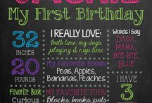 Birthday Party / by Amanda Engler
