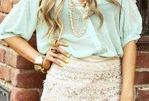 summer wardrobe inspiration