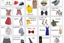 Engelsk tøj