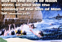 Prophecy: As Days Of Noah Were... (Matthew 24:37-39) / ...But as the days of Noah were, so shall also the c of the Son of Man be. For as in the days that were before the flood they were eating and drinking. marrying and giving in marriage, until the day Noe entered into the Ark, and knew not until the flood came, and took them all away; so shall the coming of the Son of Man be.