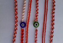 Bracelet / Handmade bracelets.