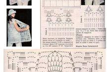haakpatronen / haakpatronen voor dames kinderen en interieur