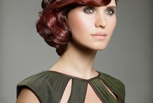 Red  / by MOXI Salon & Spa