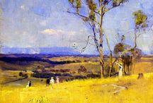 Australian Impressionists