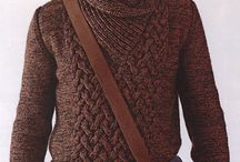 tejidos en dos aguja y crochet