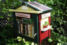 Little Free Libraries / by Roseann Thompson
