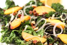 Healthy salads and sides