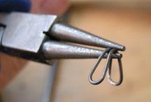 Metalwork for Jewelry / Using metal in jewelry making