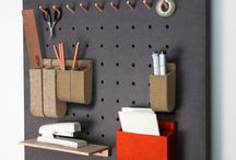 peg board idea