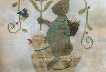 More and more cross stitch