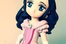 Lovely Sara (Shokojo Seira) / Scala 1/7 - altezza sui 16 cm. Interamente in resina, creata, modellata, scolpita e assemblata in esclusiva dal FandomKastom. Se saranno raggiunte le 5 prenotazioni saranno create delle copie.