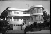 Art Deco Architecture | Unidentified / Location and details unknown / by Merry
