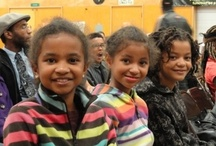 We Heart Oakland Youth!!! / A celebration of the creativity, spirit, smarts and resilience of Oakland youth.