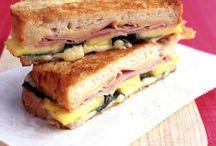 Sandwich Noms!