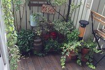庭のアイデア