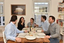 Idee Cadeaux / Gift inspiration / Did you think of a dinner party with a private chef?