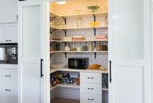 KITCHEN STORAGE & PANTRY