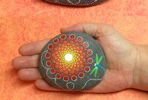 Malované kamínky