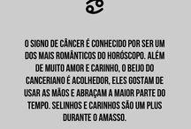 Signo Câncer