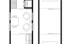 Tiny House - Floor Plan & Overwiew