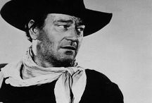 "Cowboys - John Wayne "" the Duke "" / One man one  legend"