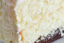 Recipes: Cake/cupcakes