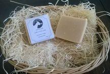 Garlic Meadow Goats Milk Soap