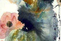 Art, drawings, paintings
