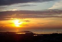 sunrise sunset ☀