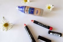 Maybelline makeup / Maybelline makeup products