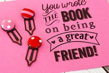 birthday: for the love of books ...
