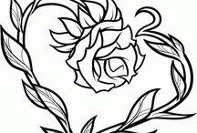 things I might draw / by Kaeli Hernandez