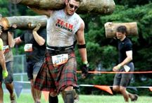 Highland Games / The Highland Games are a huge part of summer in the Highlands.