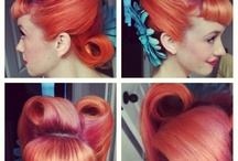 Rock & Roll updo's