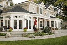 Beautiful Homes! / by Tonya Suchter